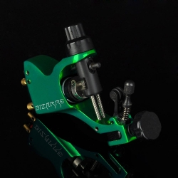 Stigma-Bizarre V2 Rotary Tattoo Machine -- Green