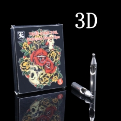 5pcs 316L TRUE STAR Stainless Steel Tip 3D