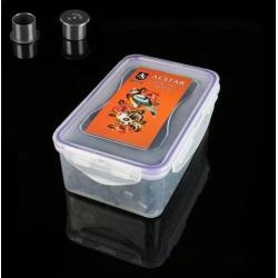800pcs Self-standing ALSTAR Ink Cups Black 11MM base