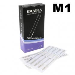 EMALLA Blue dot Tattoo Needles M1