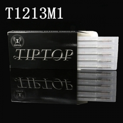 50pcs/box TIPTOP Premium Tattoo Needles T1213M1