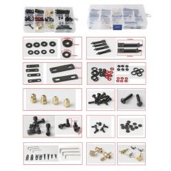 Tattoo Machine Repair Kit Complete With Storage box