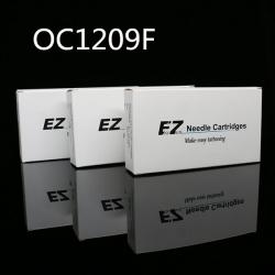 20pcs/box EZ Rubber OPEN Flat Cartridge Hawk Needles-OC1209F