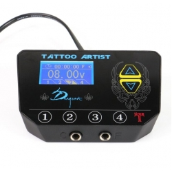 New Tattoo Power Supply