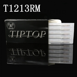 50pcs/box TIPTOP Premium Tattoo Needles T1213RM