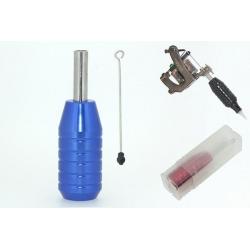 Flexible Hawk Cartridge Grip Style B - Blue