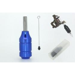 Flexible Hawk Cartridge Grip Style A - Blue