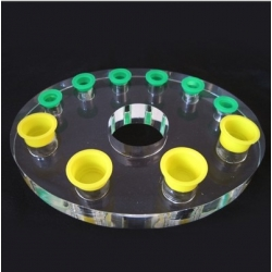 Acrylic Ink Cap holder #C