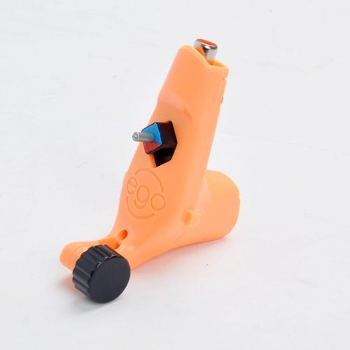 EGO tattoo machine -- orange