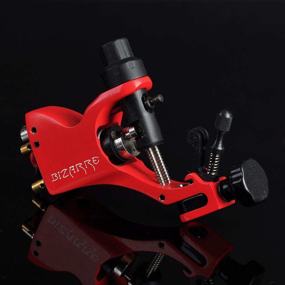 Stigma-Bizarre V2 Rotary Tattoo Machine -- Red