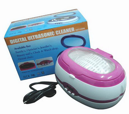 Tattoo Digital Ultrasonic Cleaner
