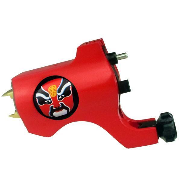 Bishop Rotary Tattoo Machine -- red