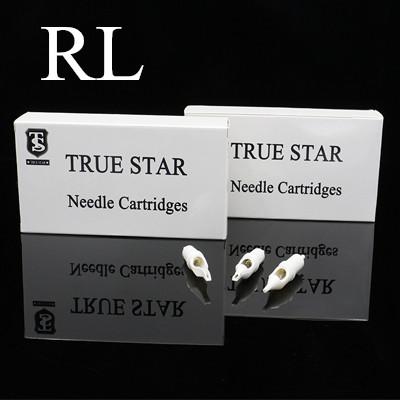 TRUE STAR Cartridge Needles Round Liner - RL Series