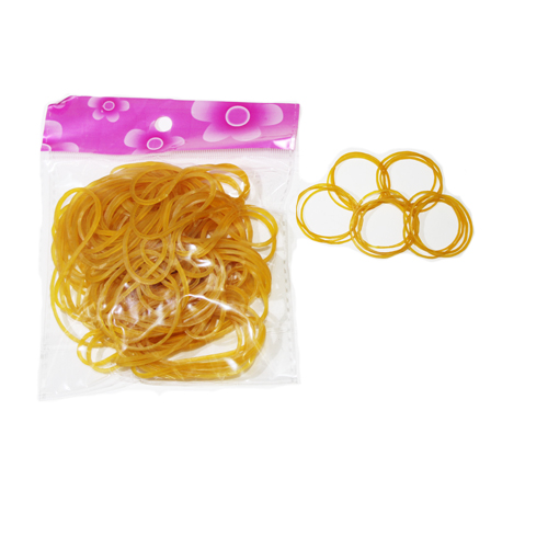 Rubber Band bag of 100pcs