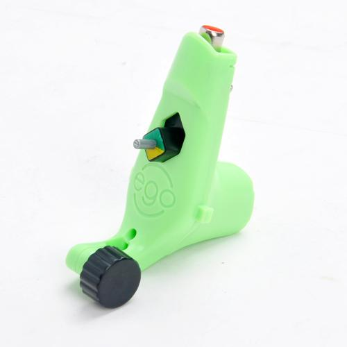 EGO tattoo machine -- green