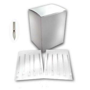 12G Piercing Needles - 100pack