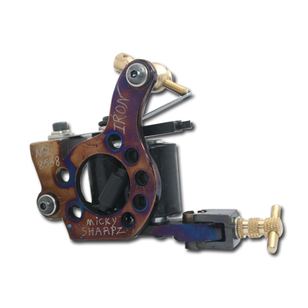Micky Sharpz Tattoo Machine