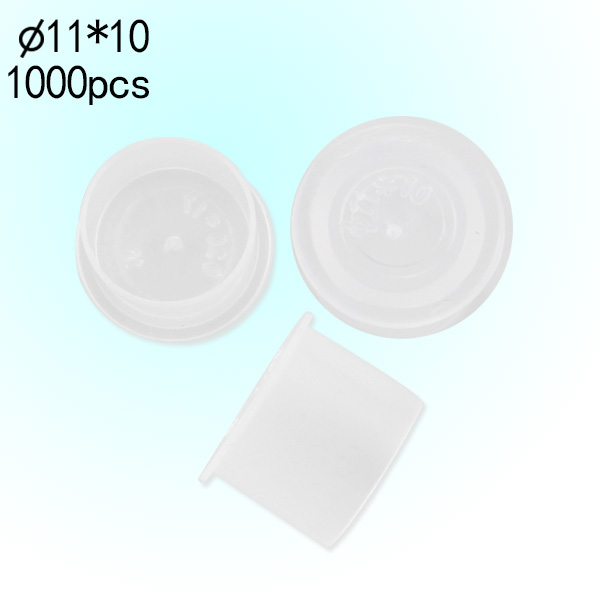 1000 Ink Cups with Base Size # 11 (small) for Tattoo Ink