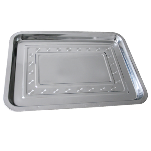 STAINLESS STEEL FLAT TRAYS for Medical Tattoo Supply