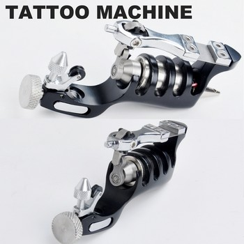 Sunskin Primus Style Rotary Tattoo Machine Gun - black