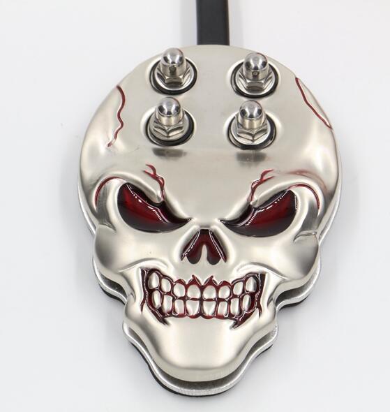 New Skull Tattoo Foot Pedal Switch