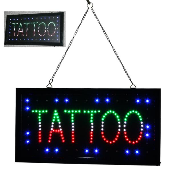 TATTOO LED light