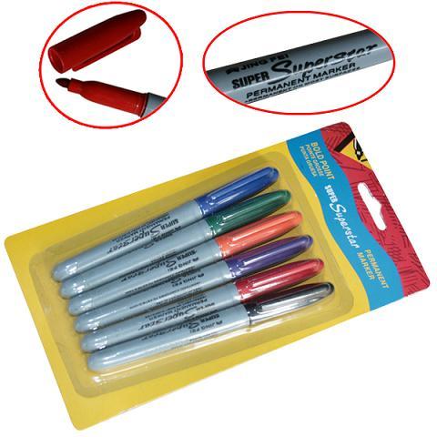 Transfer Mark Pen - 6pack