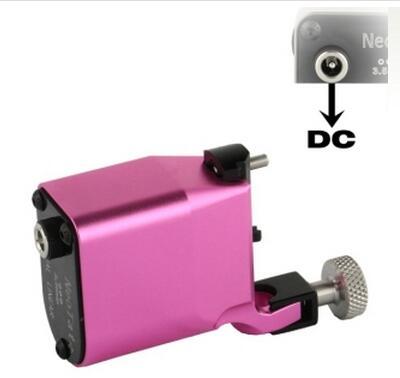 New NEOTAT V2 Tattoo Machine Swiss Motor - Pink