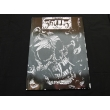 Tibetan Skulls Japan Horimouja Japanese style Skull tattoo Flash Book
