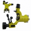 Dragonfly Rotary tattoo Machine Gun with RCA Hoop Hole - yellow