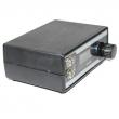 Black LCD Digital Screen Variable Regulated Tattoo Machine Gun Power Supply