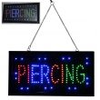 PIERCING LED light