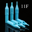 11FT - Short Disposable Tip Blue TL-311 - box of 50