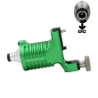 Microphone RotaryTattoo Machine Swiss Motor - Green