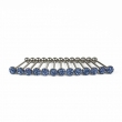 Tattoo Piercing Jewelery tongue stud of 10pcs each bag
