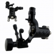 Dragonfly Rotary tattoo Machine Gun with RCA Hoop Hole - black