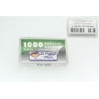 0.25mm Loose Tattoo Needles box of 1000