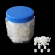 300pcs/box Small Size Silica Gel Tattoo Ink Cup Caps