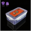 600pcs ALSTAR Ink Cups Purple 14MM