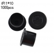 #11Small Black Ink Cups -BAG OF 1000