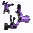 Dragonfly Rotary tattoo Machine Gun with RCA Hoop Hole - purple