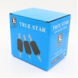 25MM TRUE STAR Disposable Black Tattoo Grips Tubes (Box of 20)