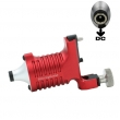 Microphone RotaryTattoo Machine Swiss Motor - Red