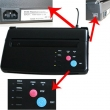 Black Tattoo Stencil Flash Copier SPIRIT Thermal Hectograph Printer Machine