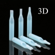 3DT - Classical Blue Disposable Tips TL-302 - box of 50