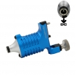 Microphone RotaryTattoo Machine Swiss Motor - Blue