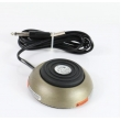 Gem V2 Stainless Steel Tattoo Foot Switch 360-degree