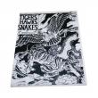 Tigers Hawks Snakes Horimouja Jack Mosher Japanese style tattoo Flash Book