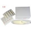 11DT - Short Disposable Tip White TL-310 - box of 50