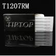 50pcs/box TIPTOP Premium Tattoo Needles T1207RM